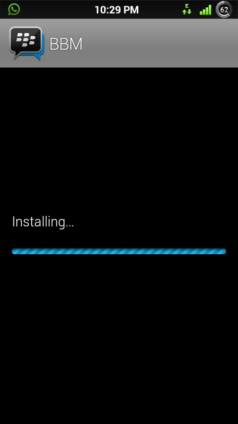 install screen